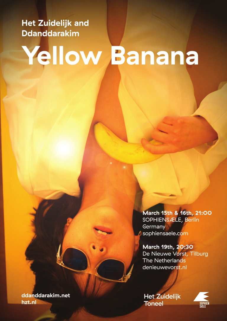 Poster_Yellow Banana