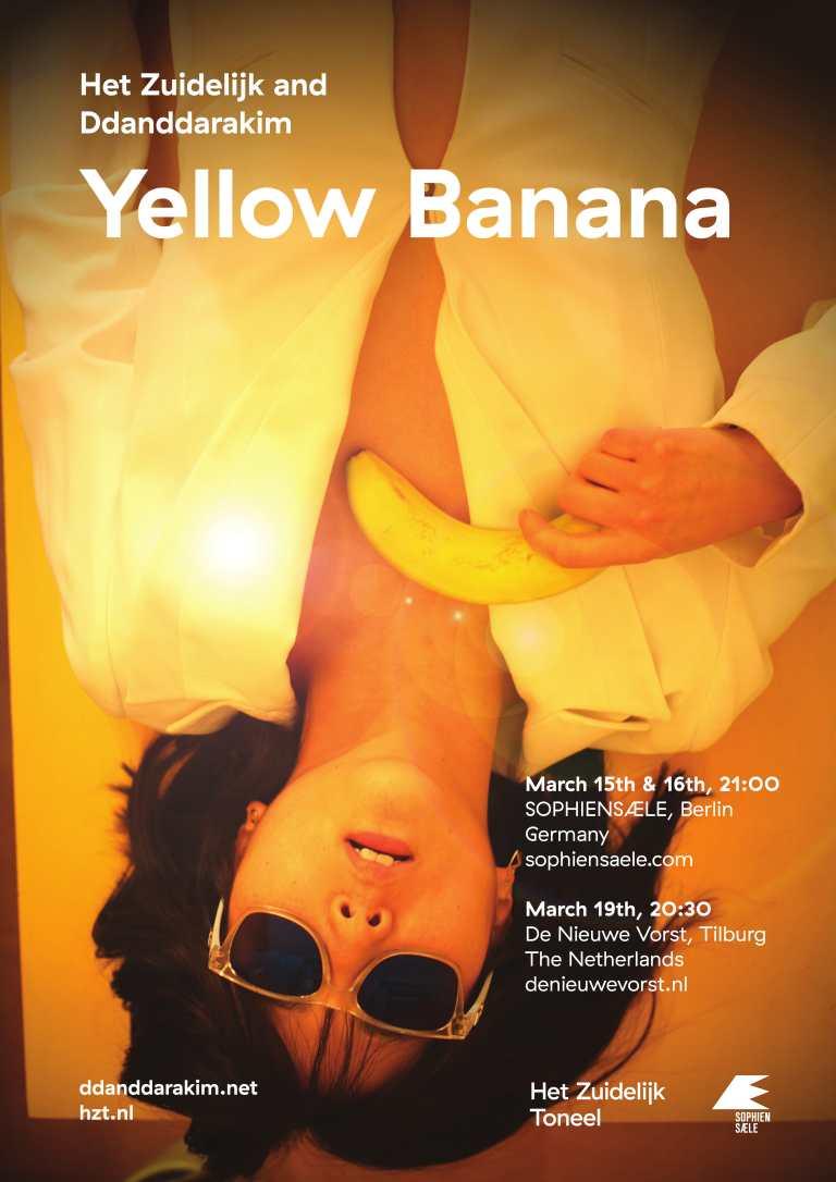 Poster_Yellow Banana